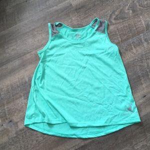 Aqua athletic top